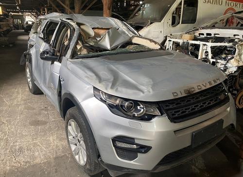 Sucata Land Rover Discovery Td4 2.0 180cv 2017 Automatica