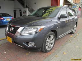 Nissan Pathfinder Exclusive