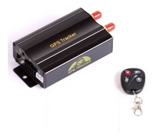Rastreador Bloqueador Veicular Tk103b Gps Sms Coban