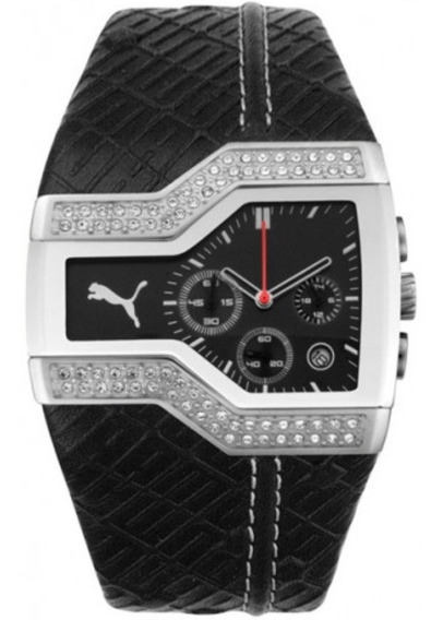 Relógio Feminino Puma Star Podium Cronógrafo Pu101182002