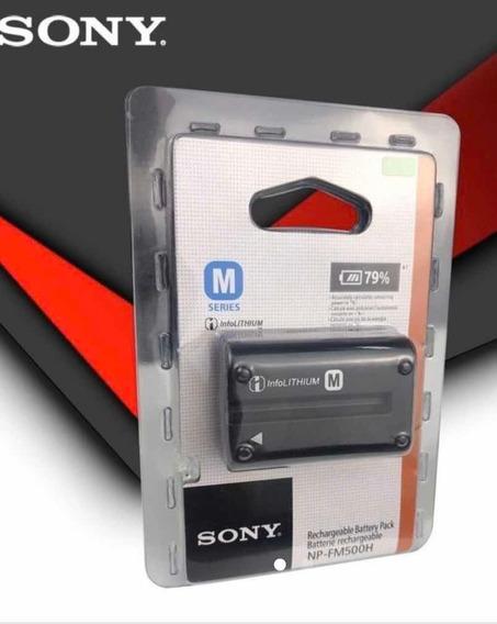 Bateria Sony Np-fm500h Original Lacrada