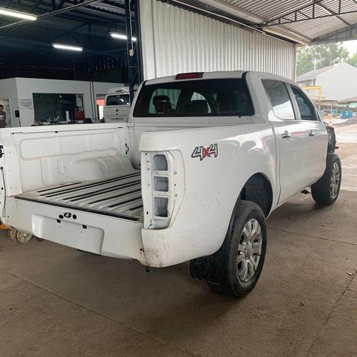 Sucata De Ranger 3.2 Diesel 4x4 Aut 2020 Pra Retirar Peças