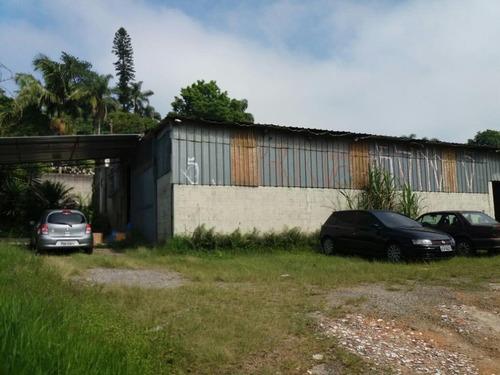 Imagem 1 de 17 de Galpão Industrial À Venda, Jardim Da Represa, São Bernardo Do Campo. - Ga1169