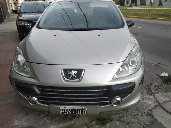 Peugeot 307 1.6 A/c, Cuero, Vidrios Electricos, Gnc