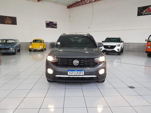 Volkswagen T-cross 1.0 Tsi At Só 23.500 Kms 19/2020 Completo