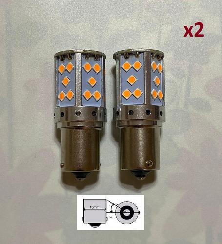 Luces Focos Led Direccionales Intermitentes Canbus Premium