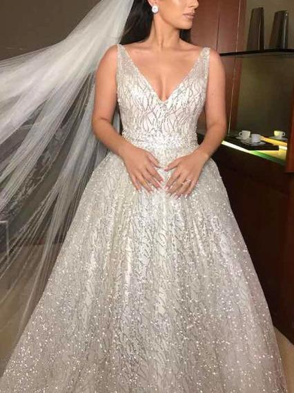 Vestido De Noiva Lázaro Bridal