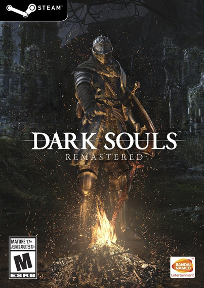 Dark Souls Remastered Pc (midia Física)
