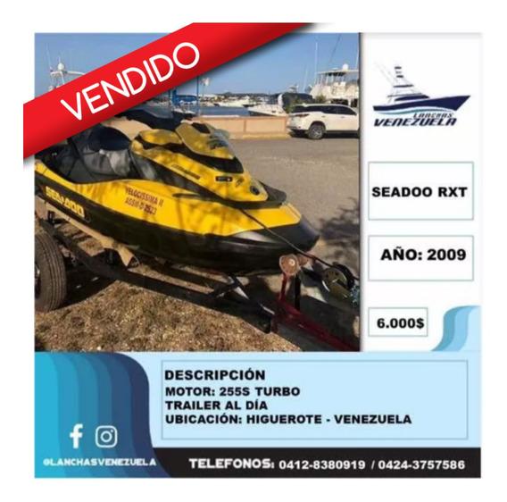 Moto De Agua Seadoo Rxt Lv10
