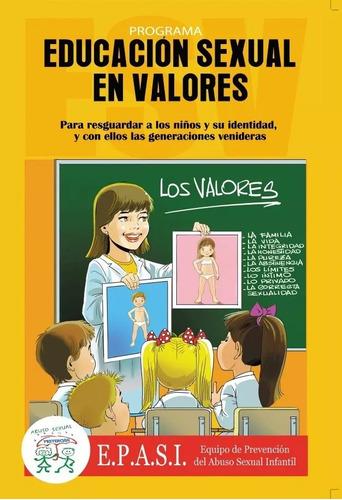 Manual - Educación Sexual En Valores