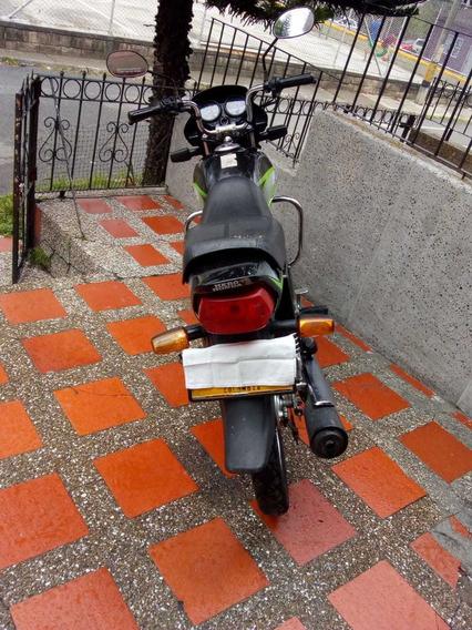 Vendo Moto Honda Eco Delux 2014