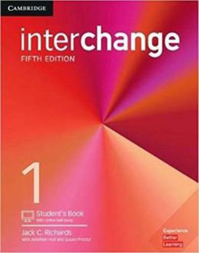 Imagem 1 de 1 de Interchange 1 - Student's Book With Online Self-study - Fift