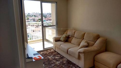 Apartamento À Venda Em Residencial Parque Da Fazenda - Ap026138