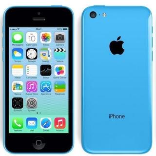 Celular Apple iPhone 5c 16gb Azul 8mp, Original Leia Anúncio