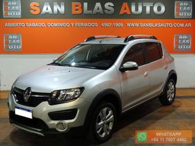 Renault Sandero Stepway 2016 Privilege 5p Gps San Blas Auto