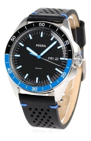 Relógio Fossil Social Sport Fs5321 Masculino