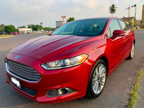Ford Fusion 2.0 Se Luxury Mt 2l Gtdi Ecoboost