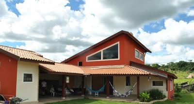 Excelente Casa Térrea No Horizonte Azul 2(60km De São Paulo)