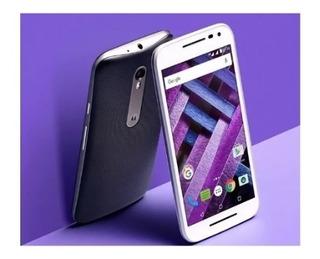 Motorola Moto G3 3ª Ger Xt1543 4g Dual 16gb Vitrine