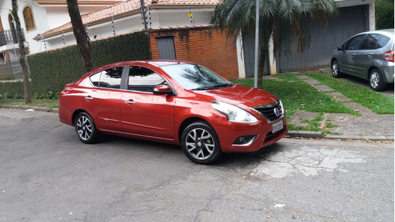 Nissan Versa 17/17 Único Dono