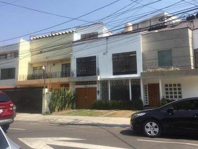 Renta De Casa Para Oficina En Colonia Del Valle