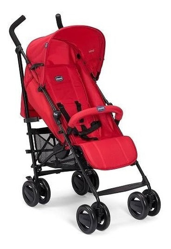 Imagem 1 de 7 de Carrinho De Bebê London Up Red Chicco 0707925864