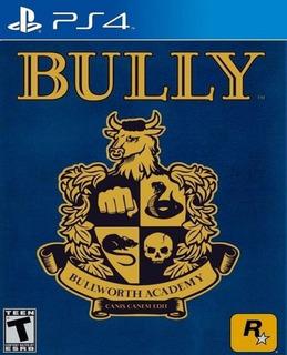 Bully - Canis Canem Edit ~ Ps4 Digital Español
