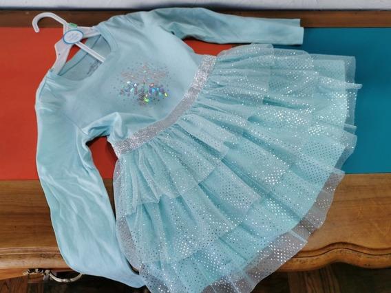 Oshkosh Vestido Frozen T 24 Meses