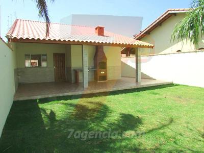 Ch296 Casa Nova 3 Quartos 1 Suite Churrasqueira Local Nobre