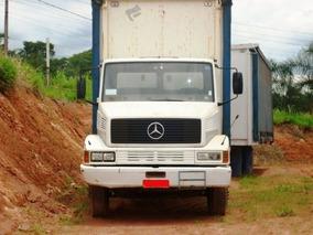 Mercedes-benz Mb L 1618 1989 Toco No Chassi