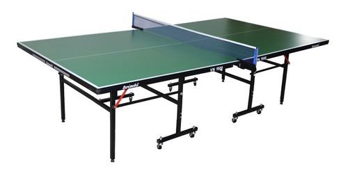Imagen 1 de 3 de Mesa Ping Pong Tennis Serimobil Vn 15mm Profesional Epachamo