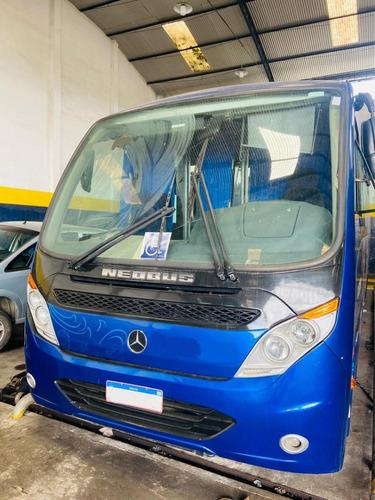 Micro Ônibus Neobus Thunder Executivo Seminovo Com Wc Lo 916