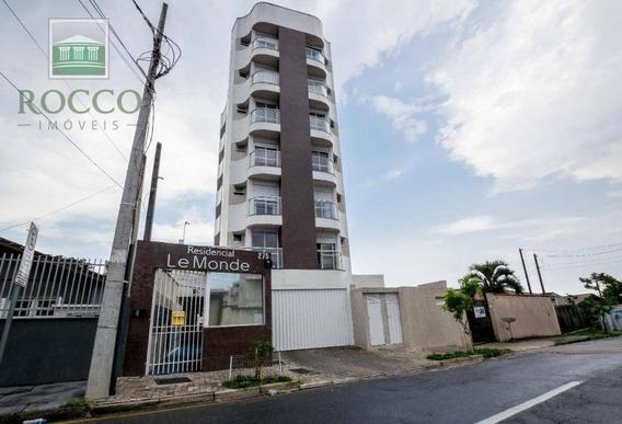 Apartamento No Bairro Bom Jesus - Ap0454