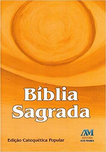 Bíblia Sagrada - Edição Catequética Popu Ave Maria