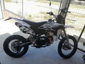 Dirty Yzf 125