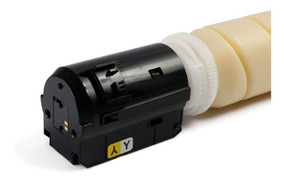 Toner Integral Gpr-53 Amarelo Para Canon Ir Adv C3325 C3330