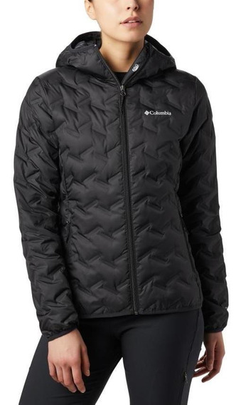 Parka Mujer Columbia Delta Ridge Jacket (010) Black Trail