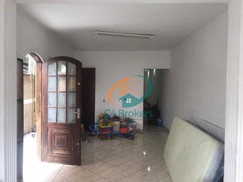 Imagem 1 de 20 de Sobrado Com 5 Dormitórios À Venda, 212 M² Por R$ 385.000,00 - Jardim Bela Vista - Guarulhos/sp - So0247