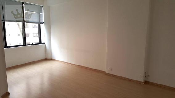 Sala Para Alugar, 180 M² Por R$ 8.100/mês - Morumbi - São Paulo/sp - Sa0044