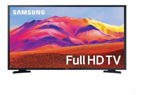 Imagen 1 de 2 de Televisor Samsung 43  Full Hd Un43t5300 Smart One Remote