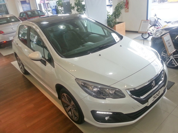 Peugeot 308 Feline Thp Tiptronic 6v 0km Contado $ 1.897.500