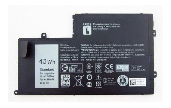 Bateria Nova Dell Para Notebook 43wh Trhff