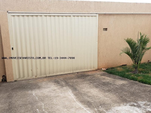 Imagem 1 de 14 de Casa Para Venda Em Limeira, Santa Eulalia, 2 Dormitórios, 1 Banheiro, 2 Vagas - 3067_1-1161083