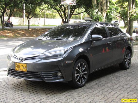 Toyota Corolla Seg 1800 Cc At