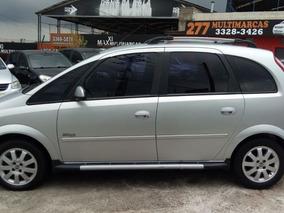 Chevrolet Meriva Maxx 1.8 Flex 4p 2007 Prata
