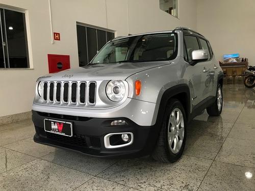 Jeep Renegade Limited 1.8 Aut