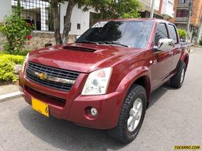 Chevrolet Luv D-max Ls 4x4 Mt 3000cc Aa Dh Fe
