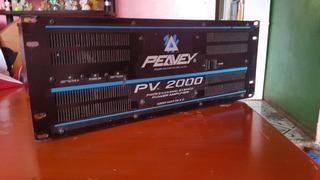 Amplificador Peavey Pv 2000