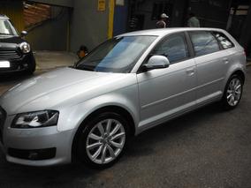 Audi A3 Sportback 2.0 Tfsi 2010 +blindada +muito Nova