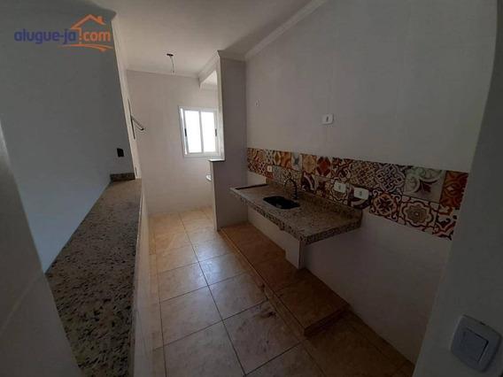 Apartamento Com 2 Dormitórios Para Alugar, 70 M² Por R$ 1.800/mês - Toninhas - Ubatuba/sp - Ap9961